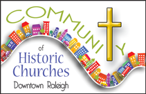 Community of Historic Churches Logo
